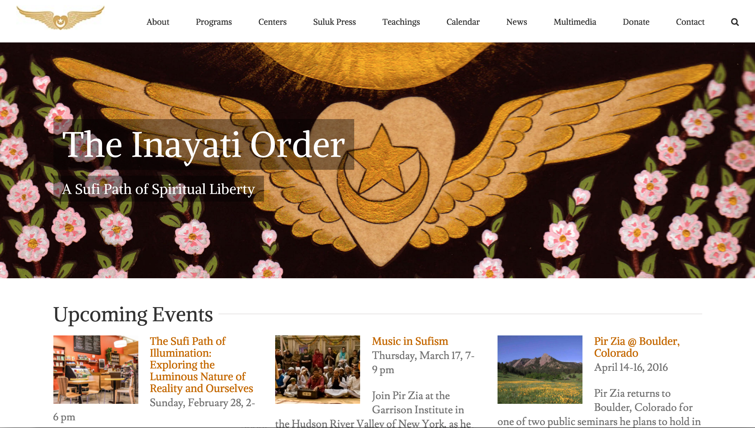 The Inayati Order