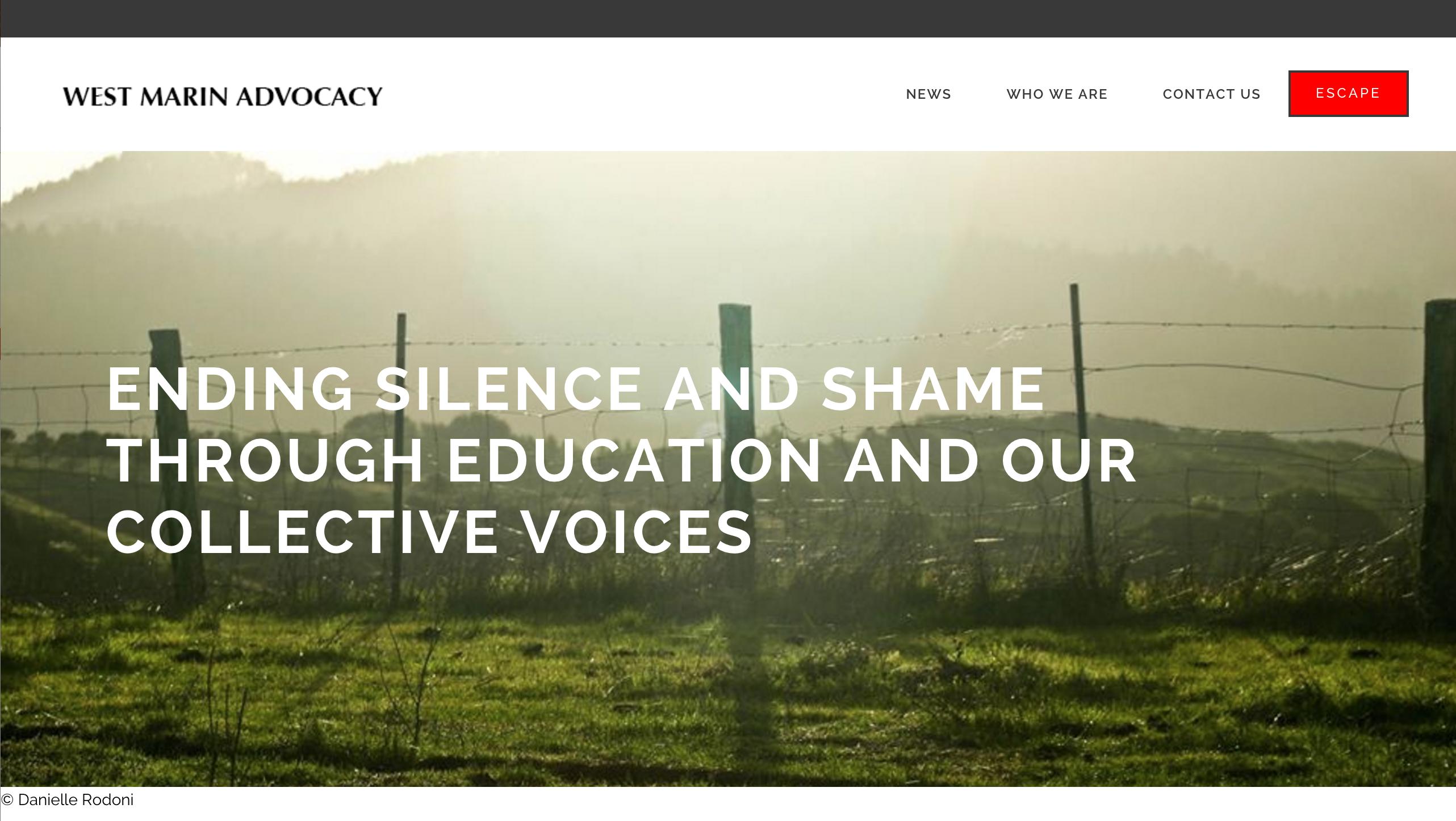 West Marin Advocacy